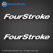 05 06 07 2005 2006 2007 MERCURY FourStroke decal set decals